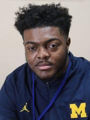 Flint Southwestern football player Deron Irving Bey