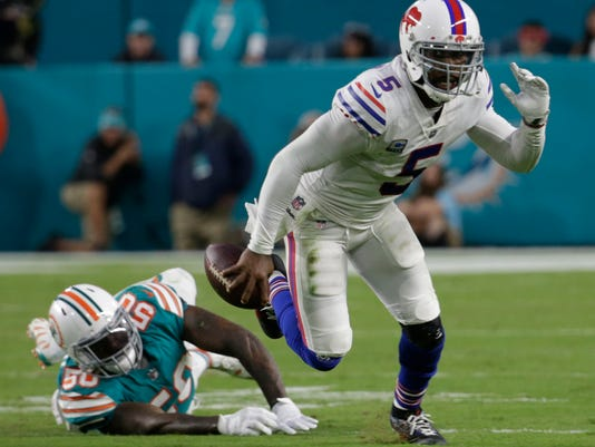 Tyrod Taylor, Andre Branch