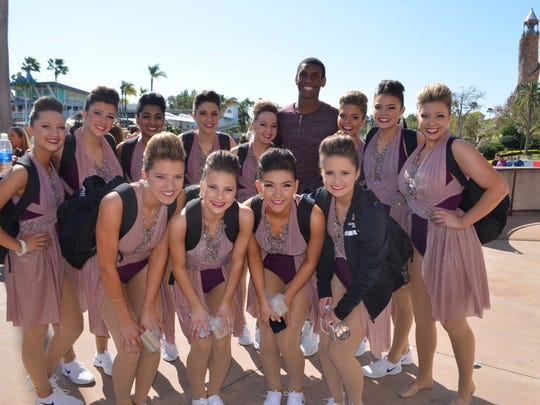 Brentwood Academy upper school's dance team placed