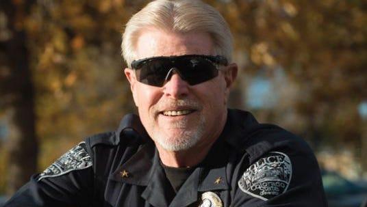 Scott Harris, chief of the CSU Police Department