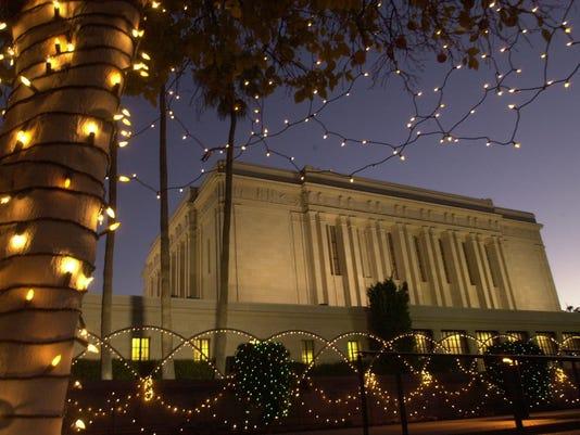 mesa mormon temple