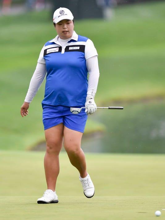 USP LPGA: U.S. WOMEN'S OPEN - SECOND ROUND S GLF USA NJ