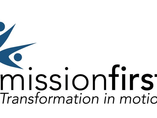 Mission First logo