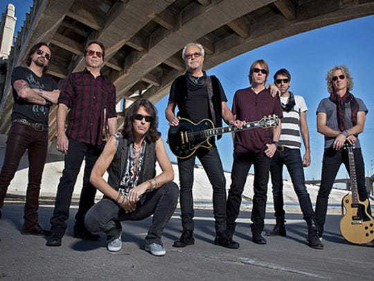 British-American rock band Foreigner kicks off the Oregon State Fair on Aug. 26.