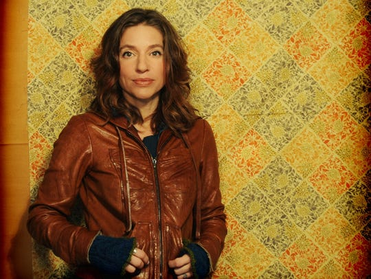 Ani DiFranco will perform Sept. 15 at Grace Potter's