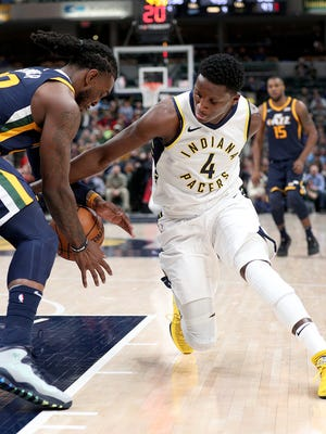 Victor Oladipo is drawing more and more attention from opponents determined to stop him.