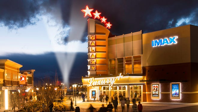 Galaxy Sparks Theater.