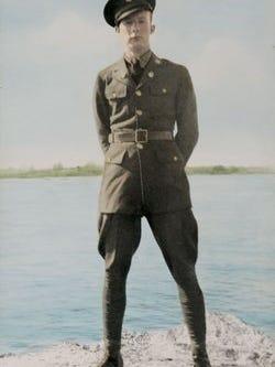 Sgt. Frank W. Leach