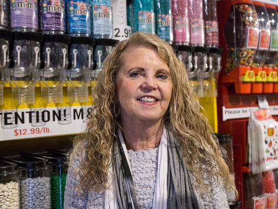 After eight years in business, Sandi McGrew is ready