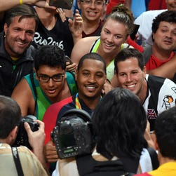 One great photo from each day at the Rio Olympics