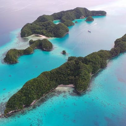 Compact agreement for Palau approved by Congress