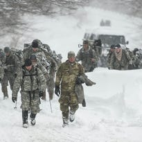 Vermont National Guard still investigating avalanche that injured five soldiers in March