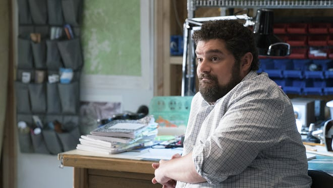 Bobby Moynihan as Mid-Life Alex on 'Me, Myself & I.'
