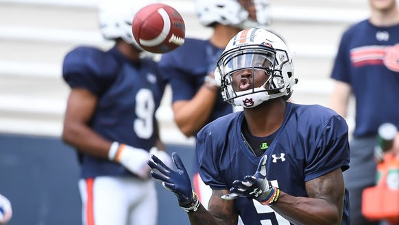 John Franklin III leaves Auburn as a gradate transfer