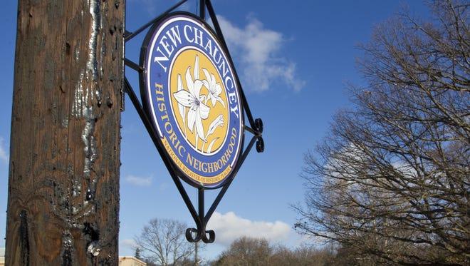 New Chauncey neighborhood sits just east of Purdue University in West Lafayette.