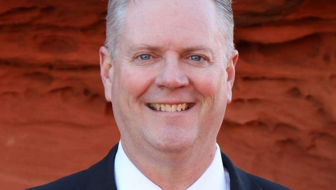 Larry Meyers of St. George is running for U.S. Senate.