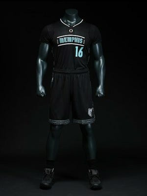 The Grizzlies will wear special uniforms to celebrate their annual Dr. Martin Luther King Jr. Day game.