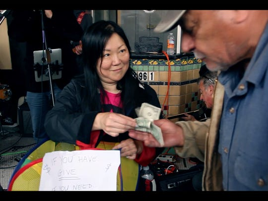 "Margaret Cho is featured in the documentary ""#BeRobin"