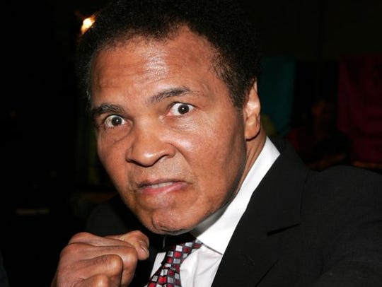 Muhammad Ali is considered to be one of the best boxers