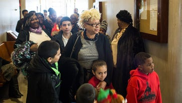 Waters: Early Christmas gifts for adopted kids