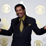 Jackson's Bobby Rush hopes Grammy 'gets me gigs'
