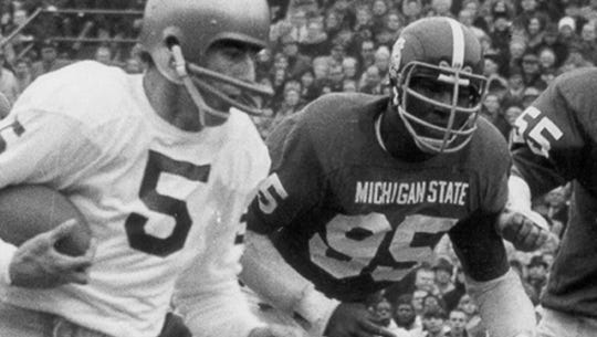 Bubba Smith was a dominating and intimidating force