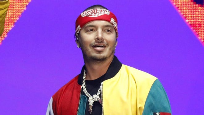 """J Balvin received eight nominations Thursday for the Latin Grammy Awards, including one with Beyoncé for their hit """"Mi gente"""" with Willy William."""