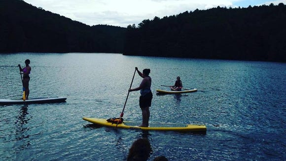 White Squirrel Paddle Boards, an outfitter in Brevard,