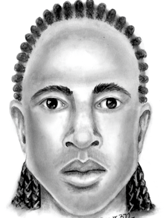 Mesa Police Department suspect sketch