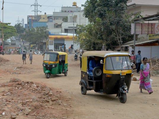 INDIA-TRANSPORT-TECHNOLOGY