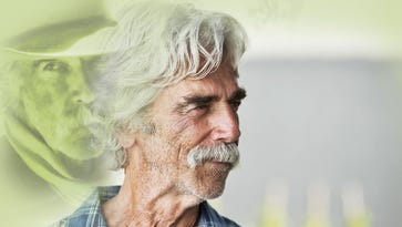 Review: Sam Elliott stares down life in so-so 'Hero'