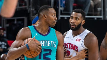 Drummond, Pistons show toughness while christening basketball's return to Detroit