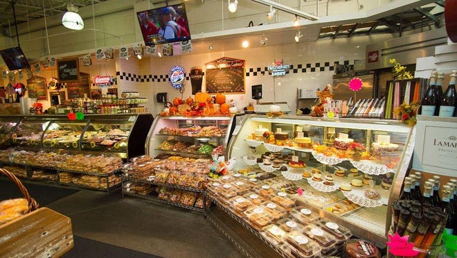 The Market Place in Flanders serves Boar's Head cold cuts and offers 24 store-made salads daily.