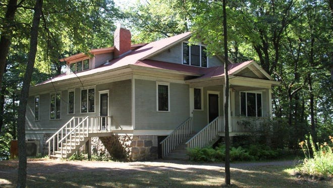The Charles A. Lindbergh Historic Site near Little Falls is a home where Charles Lindbergh spent summers during his boyhood. It is operated by the Minnesota Historical Society.