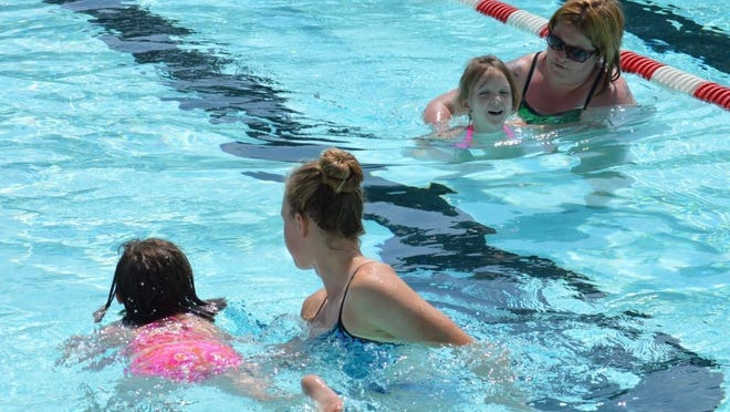 Kids learn swimming fundamentals at the Greater Burlington YMCA's Camp Splash in Winooski. See inside.