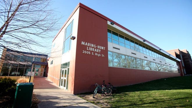 The Maring-Hunt Library.