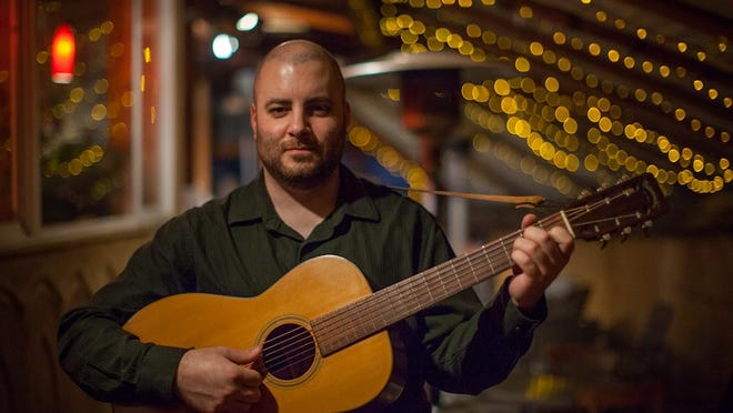 Singer/songwriter Jesse Meade will play Aug. 14 at Willamette Valley Vineyards.