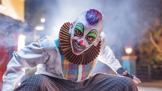 Halloween Haunt at Kings Island begins Friday, Sept. 23.