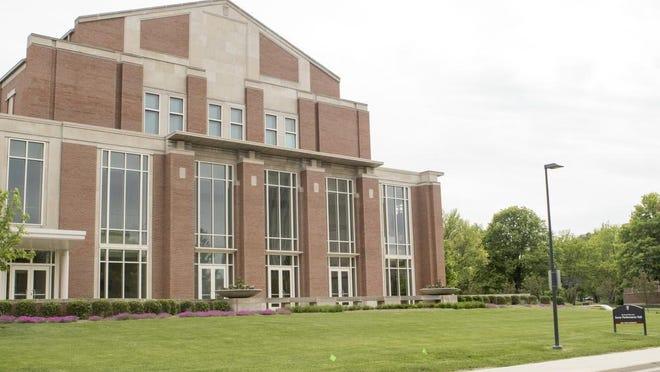Music Instruction Building, Ball State University