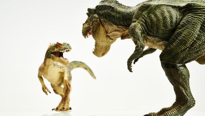 T. Rex Planet