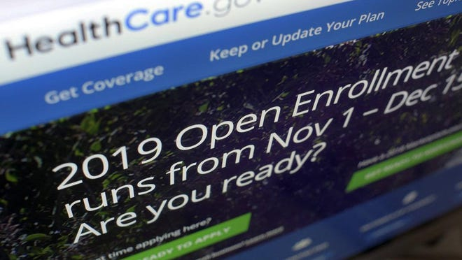 The Affordable Care Act has yet again beaten predictions of its downfall, as government figures released Wednesday showed unexpectedly solid sign-ups for coverage next year.