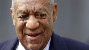 """This April 18, 2018 photo shows Bill Cosby arriving for trial at the Montgomery County Courthouse in Norristown. Cosby says he """"will never have remorse"""" for the sexual encounter that sent him to prison because he considers his conviction the work of """"a low-life district attorney and a corrupt judge."""""""