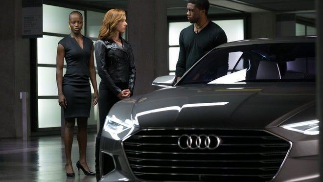 Audi Celebrates the premiere of Captain America: Civil War