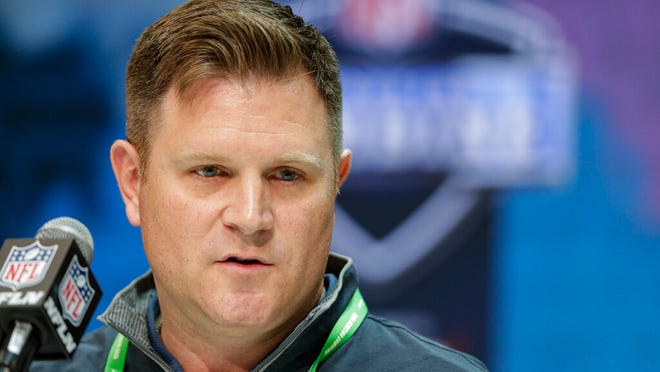 Green Bay Packers general manager Brian Gutekunst