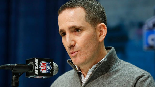 Philadelphia Eagles general manager and executive vice president Howie Roseman