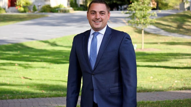 Mike Martucci, 2020 Republican candidate for the 42nd Senate District.