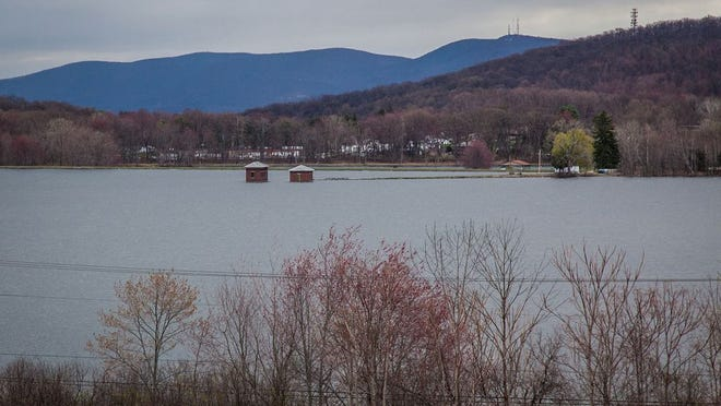 Levels of PFAS, or per- and polyfluoroalkyl substances, exceeding the federal health advisory level were found in the City of Newburgh's drinking water supply, Washington Lake, in 2016.