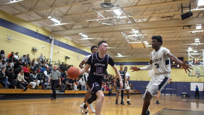 Monroe-Woodbury senior Jack Harris regained his basketball form after long road back from 2018 heart surgery.