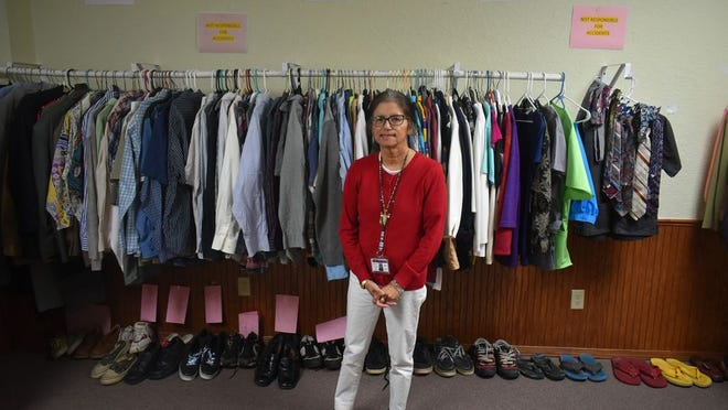 Clara Keawphalouk is the Director of the Seminole Nation of Oklahoma Higher Education and Adult Education Department and she recently opened the Clothes Closet, which provides clothing and other items to those who need it in the Seminole, surrounding communities community.