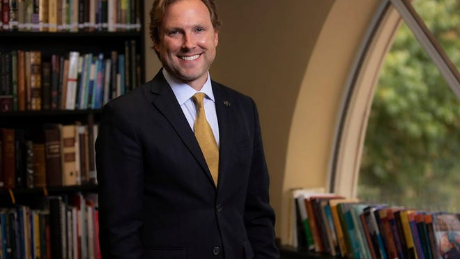 OBU President Dr. Heath Thomas was the guest on the Baptist Messenger's Insight Podcast, posted Feb. 20, 2020.